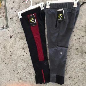 Brand New Champion Boys Pants Jogger Size XS 4-5